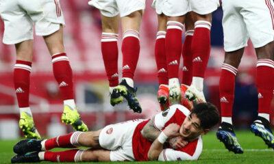 Arsenal, Olympiakos karşısında ilk maç skoruyla turladı