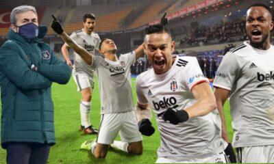 Beşiktaş 21 yıl sonra rekor kırdı…