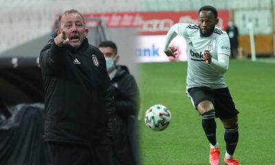Beşiktaş'ta kaçan penaltı olay oldu! N'Koudou, Larin ve Sergen Yalçın…