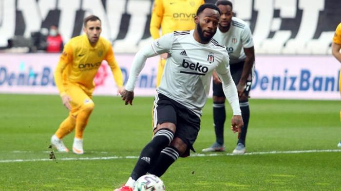 Beşiktaş'ta kaçan penaltı olay oldu! N'Koudou, Larin ve Sergen Yalçın...
