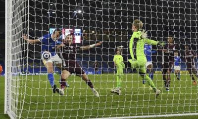 Çağlar Söyüncü'nün Leicester'ı, Brighton deplasmanından 3 puanla döndü