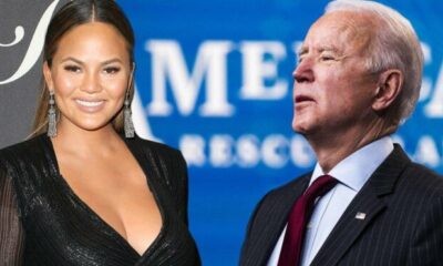 Chrissy Teigen istedi, Joe Biden takibi bıraktı