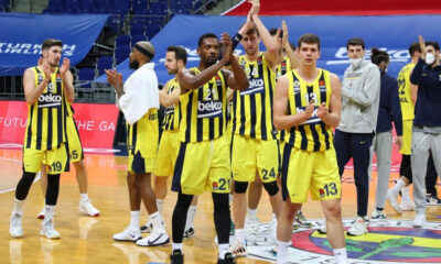 Euroleague'e Anadolu Efes ve Fenerbahçe damgası