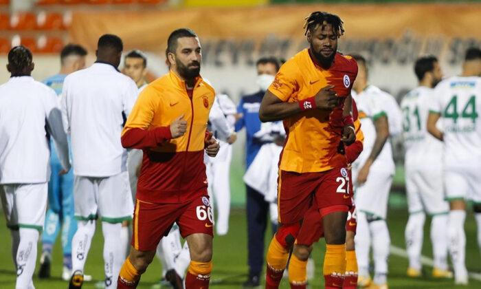 Galatasaray'da 3 imza daha