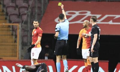 """Galatasaray'da Belhanda maç sonu tepki gösterdi! """"Bir çare bulunması lazım…"""