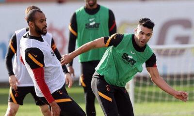 Galatasaray'da Kerem Aktürkoğlu koşulara başladı