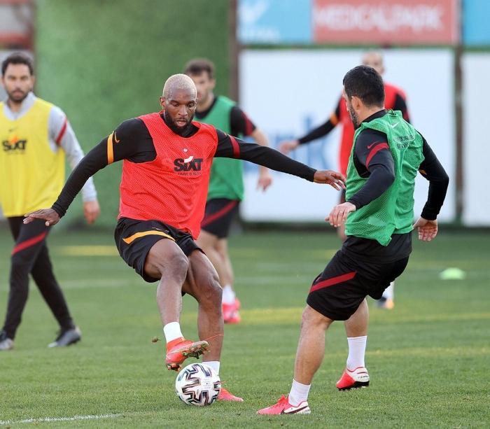 Galatasaray'da Konyaspor hazırlıkları başladı