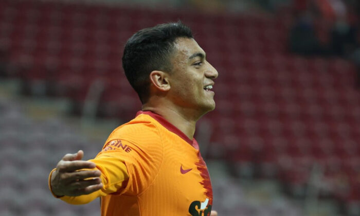 Galatasaray'ın yıldızı Mustafa Muhammed: Lakabım anakonda