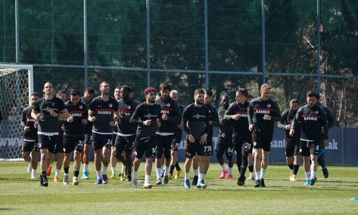 Gaziantep FK'de Gençlerbirliği maçı öncesi iki eksik