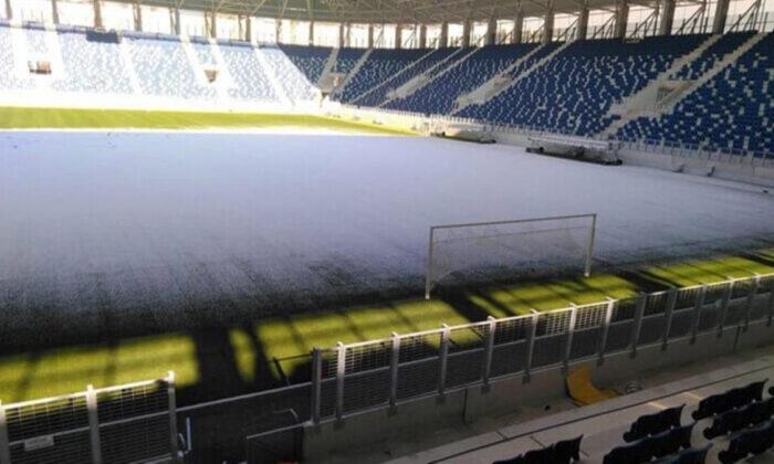 Gençlerbirliği-Beşiktaş maçı öncesi kar alarmı!