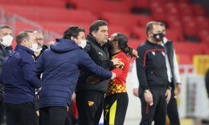 Göztepe'de Ünal Karaman farkı: 5 maçta 13 puan