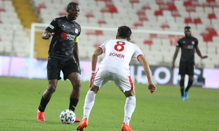 Göztepe ile Sivasspor 8. randevuda