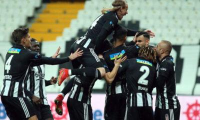 İşte Beşiktaş'ın Rizespor maçı muhtemel 11'i