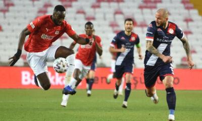 İşte Sivasspor'un Kayserispor maçı muhtemel 11'i