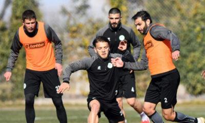 Konyaspor'a Fenerbahçe maçı öncesi müjdeli haber