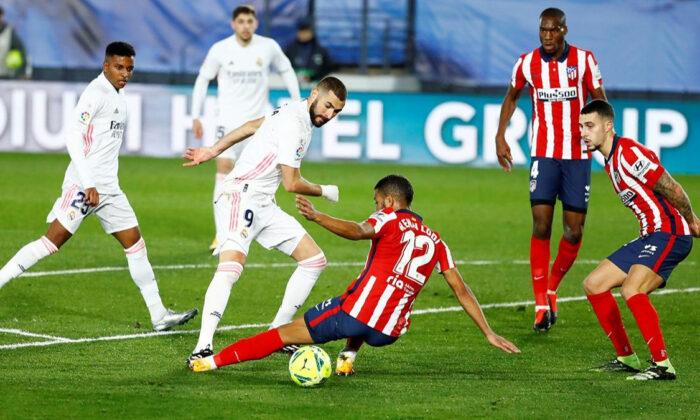 La Liga'da dev derbi: Atletico Madrid – Real Madrid