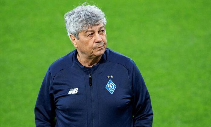 Lucescu, Dinamo Kiev'i şampiyonluğa taşıdı