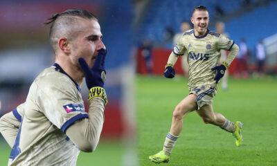 Maç sonucu: Trabzonspor 0-1 Fenerbahçe