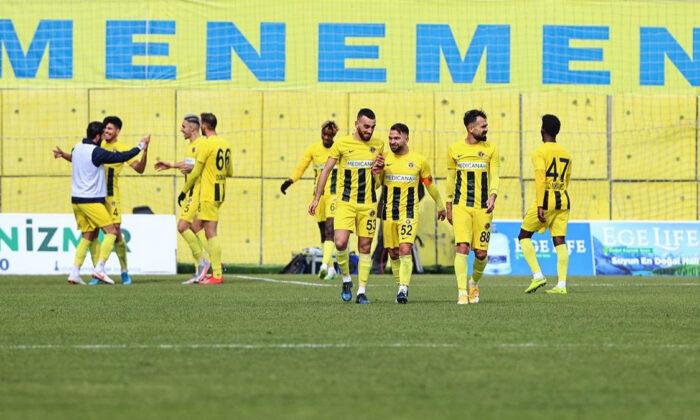 Menemenspor, Bursaspor maçına 3 eksikle çıkacak