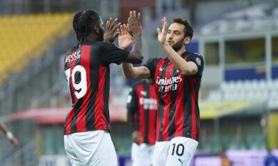 Milan, Parma'yı deplasmanda devirdi
