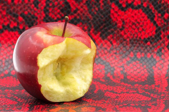 Mükemmel cinsel ilişki için günde 1 elma tüketin