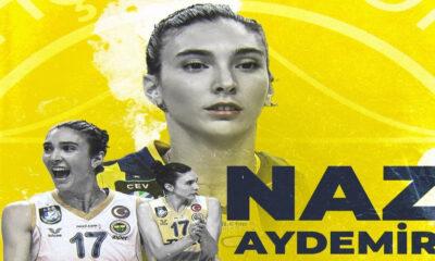 Naz Aydemir Akyol, Fenerbahçe Opet ile 2 yıllık sözleşme uzattı