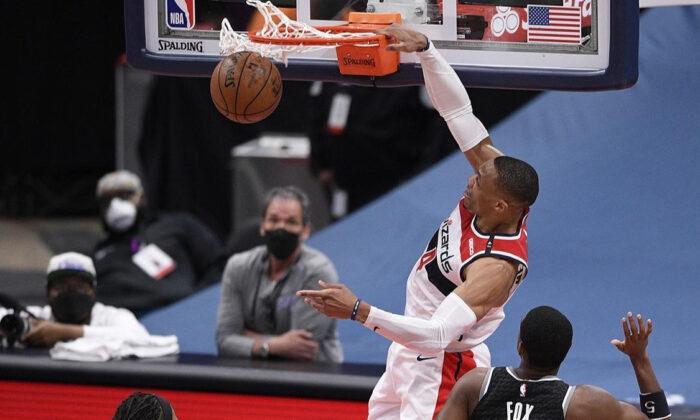 "NBA'de ""triple-double"" rekoru"