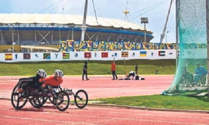 Paralimpik Atletizm Milli Takımı, Tunus'tan 8 madalya ile dönüyor