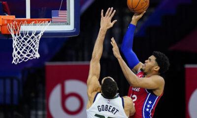 Philadelphia 76ers, Utah Jazz'ı uzatmada devirdi