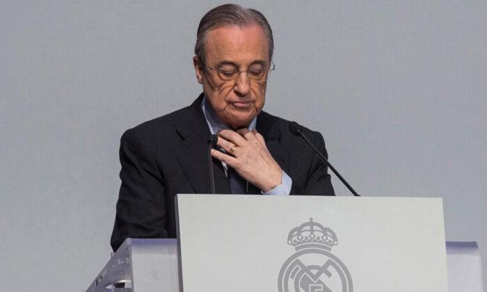 Real Madrid'de Florentino Perez'den seçim kararı