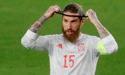 Real Madrid'de Sergio Ramos 1 ay yok