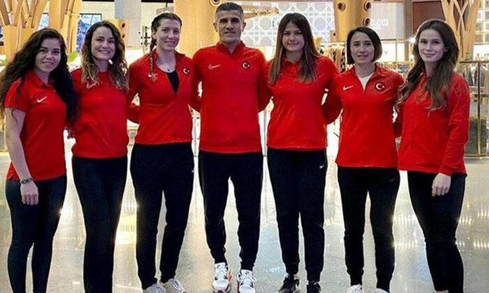 Tiflis Grand Slam müsabakaları için Milli judocular Gürcistan yolunda