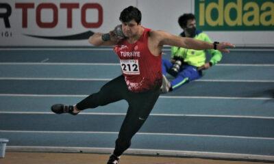 Türkiye Balkan Atletizm Şampiyonası'nda 15 madalya ile birinci oldu