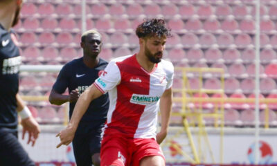 Ümraniyespor'dan deplasmanda Boluspor'a 4 gol