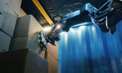 Boston Dynamics, yeni robotu Stretch'i tanıttı