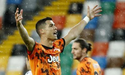 Cristiano Ronaldo Juventus'u ipten aldı