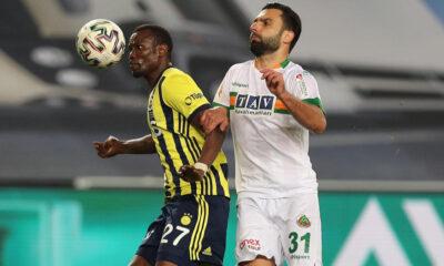 Fenerbahçe: 5 – Alanyaspor: 2