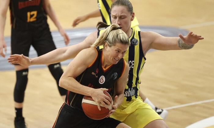 Galatasaray'da Samantha Whitcomb ile yollar ayrıldı