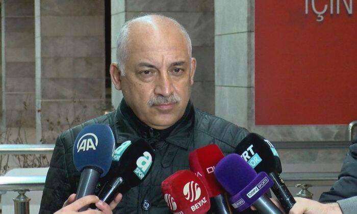Gaziantep FK'da Başkan Mehmet Büyükekşi görevi bırakıyor