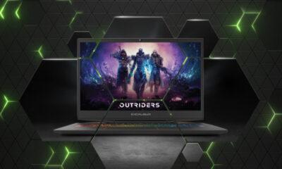 GeForce RTX Excalibur G900 bilgisayarlar Outriders hediyeli