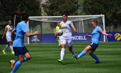 Kadın Futbol Ligi'nde üçüncülük ALG Spor'un oldu