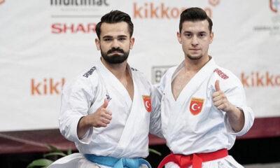 Karate Milli Takımı 3 altın, 6 bronz madalya ile Lizbon'da birinci oldu