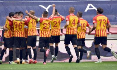 Kayserispor, Denizlispor'u devirdi! Tam 9 gol…