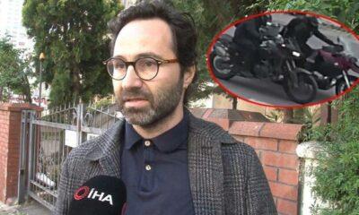 Müzisyen Ozan Musluoğlu'nun lüks motosikleti çalındı