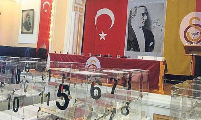 Resmi açıklama! Galatasaray'da seçim tarihi belli oldu