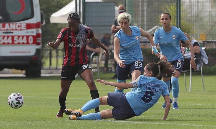 Turkcell Kadın Futbol Ligi'nde kupa sahibini buluyor