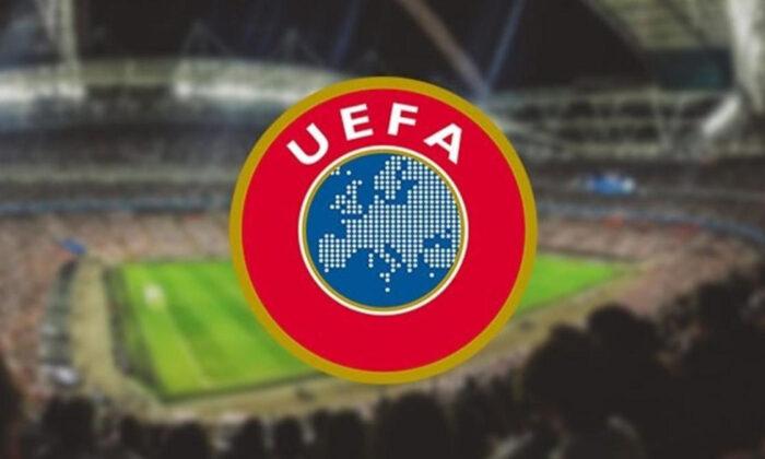 UEFA, Avrupa Süper Ligi olarak adlandırılan projede yer alan kulüplere ceza verdi